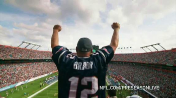 NFL Network TV Spot, 'Preseason Live' - Thumbnail 9