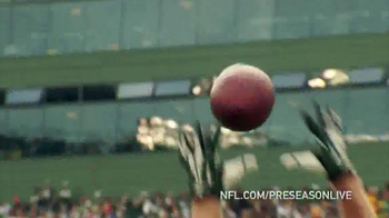 NFL Network TV Spot, 'Preseason Live' - Thumbnail 2