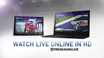 Preseason Live thumbnail