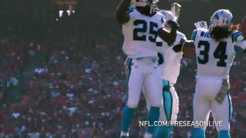 NFL Network TV Spot, 'Preseason Live' - Thumbnail 7