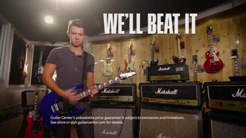 Guitar Center 50th Anniversary TV Spot, 'Beat The Price' - Thumbnail 9