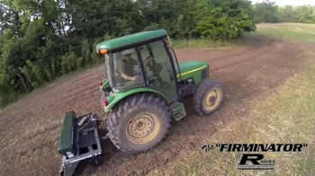 Ranew's Outdoor Equipment The Firminator TV Spot, 'No Field Too Small' - Thumbnail 5