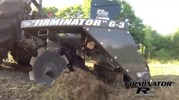 Ranew's Outdoor Equipment The Firminator TV Spot, 'No Field Too Small' - Thumbnail 6