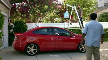 Dodge TV Spot, 'Don't Touch My Dart: Birdhouse, Police' Feat. Jake Johnson - 799 commercial airings