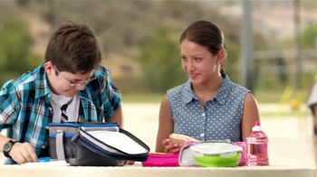 Walmart TV Spot, 'Back to School: Lunch' [Spanish]