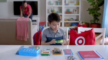 Target TV Spot, 'Back to School: Inventory'