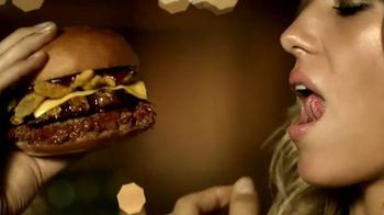 Carl's Jr. Texas BBQ Thickburger TV Spot, 'I Love Texas' Ft. Paris Hilton - Thumbnail 6