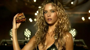 Carl's Jr. Texas BBQ Thickburger TV Spot, 'I Love Texas' Ft. Paris Hilton - Thumbnail 7