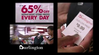 Burlington Coat Factory TV Spot, 'The James Family' - Thumbnail 5