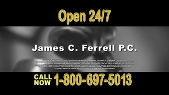 James C. Ferrell TV Spot, 'Oil Field Workers' - Thumbnail 10
