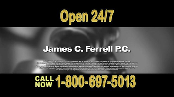 James C. Ferrell TV Spot, 'Oil Field Workers' - Thumbnail 7