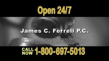 James C. Ferrell TV Spot, 'Oil Field Workers' - Thumbnail 9