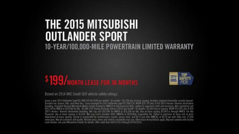 2015 Mitsubishi Outlander TV Spot, 'Get There' - Thumbnail 10