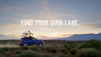 2015 Mitsubishi Outlander TV Spot, 'Get There' - Thumbnail 9