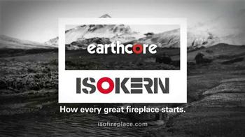 Earthcore Isokern TV Spot, 'Fireplace' - Thumbnail 10