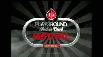 2014 Playground Poker Club Festival TV Spot - Thumbnail 2