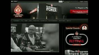 2014 Playground Poker Club Festival TV Spot - Thumbnail 8