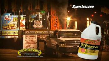 Howe's Lubricator Oil Enhancer TV Spot, 'Extended Life'