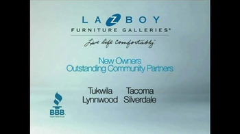 La-Z-Boy Anniversary Sale TV Spot, 'Ronald McDonald House Charities' - Thumbnail 5