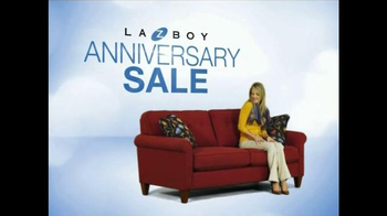 La-Z-Boy Anniversary Sale TV Spot, 'Ronald McDonald House Charities' - Thumbnail 1
