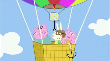 Peppa Pig: The Balloon Ride DVD TV Spot