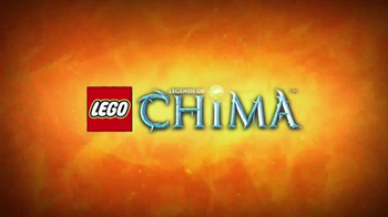 LEGO Chima TV Spot, 'Sir Fangar's Saber-Tooth Walker vs. Laval's Fire Lion' - Thumbnail 1