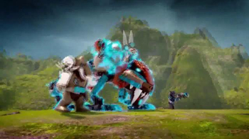 LEGO Chima TV Spot, 'Sir Fangar's Saber-Tooth Walker vs. Laval's Fire Lion' - Thumbnail 2