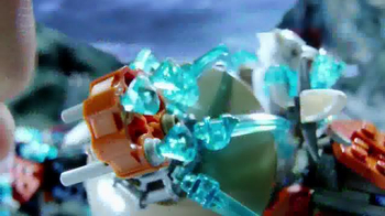 LEGO Chima TV Spot, 'Sir Fangar's Saber-Tooth Walker vs. Laval's Fire Lion' - Thumbnail 3