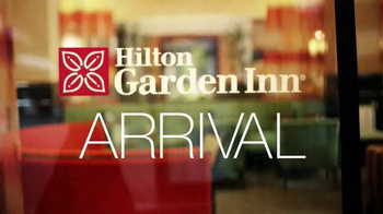 Hilton Garden Inn Triple HHonor Points TV Spot - Thumbnail 1