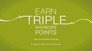 Hilton Garden Inn Triple HHonor Points TV Spot - Thumbnail 6