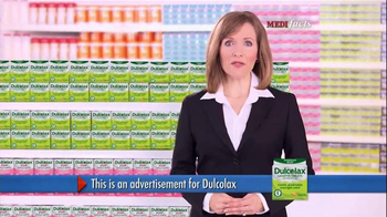 Dulcolax Laxative Tablets TV Spot, 'MediFacts: Tablets'