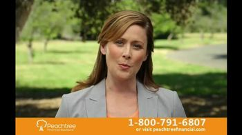Peachtree Financial Solutions TV Spot, 'Life Changes, so Do Your Needs.'