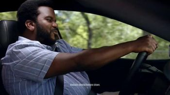 Dodge TV Spot, 'Don't Touch My Dart: Voice Touching' Ft. Craig Robinson