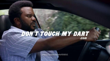 Dodge TV Spot, 'Don't Touch My Dart: Voice Touching' Ft. Craig Robinson - Thumbnail 10