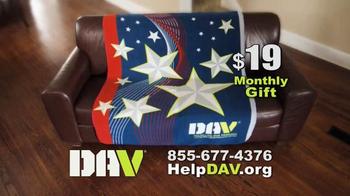 Disabled American Veterans TV Spot - Thumbnail 10
