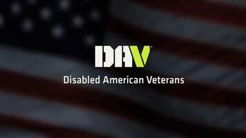 Disabled American Veterans TV Spot - Thumbnail 4