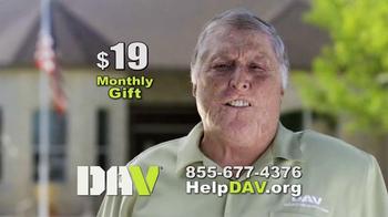 Disabled American Veterans TV Spot - Thumbnail 5