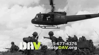 Disabled American Veterans TV Spot - Thumbnail 6
