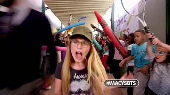 Macy's Back To School TV Spot, 'Join the Fun' - Thumbnail 1