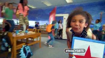 Macy's Back To School TV Spot, 'Join the Fun' - Thumbnail 3