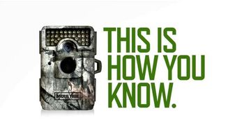 Moultrie M-880 Mini Game Camera TV Spot, 'Know it All'