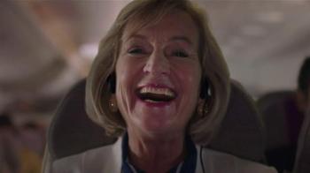 Emirates TV Spot, 'Get Carried Away' - Thumbnail 3