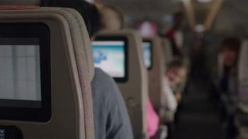 Emirates TV Spot, 'Get Carried Away' - Thumbnail 8