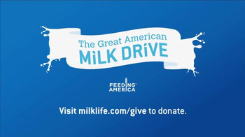 The Great American Milk Drive TV Spot Featuring Jesse Tyler Ferguson - Thumbnail 6