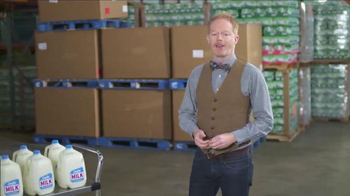 The Great American Milk Drive TV Spot Featuring Jesse Tyler Ferguson - Thumbnail 4