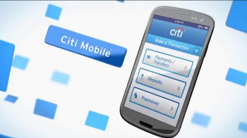 Citi Mobile TV Spot, 'Application to Manage Your Accounts Before a Trip' - Thumbnail 9