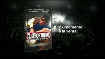 Cloroformo: Los Peores Golpes Se Dan Abajo Del Ring DVD TV Spot [Spanish]