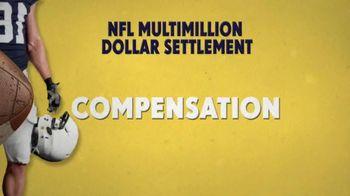 NFL Concussion Settlement TV Spot, 'Brain Injury Compensation' - Thumbnail 4