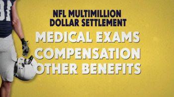 NFL Concussion Settlement TV Spot, 'Brain Injury Compensation' - Thumbnail 5