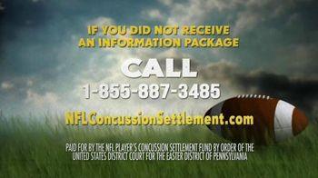 NFL Concussion Settlement TV Spot, 'Brain Injury Compensation' - Thumbnail 7
